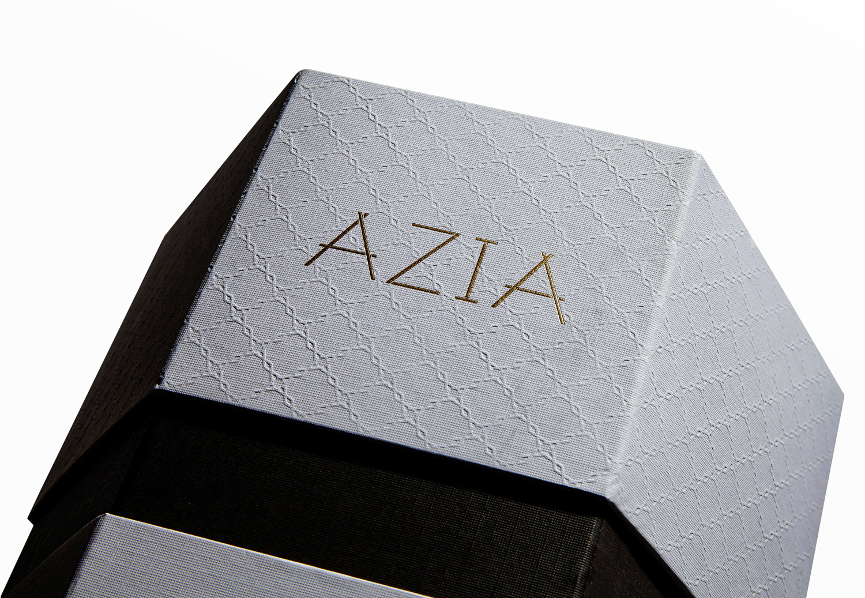 Progress Packaging Azia Box Making Custom Hexagonal