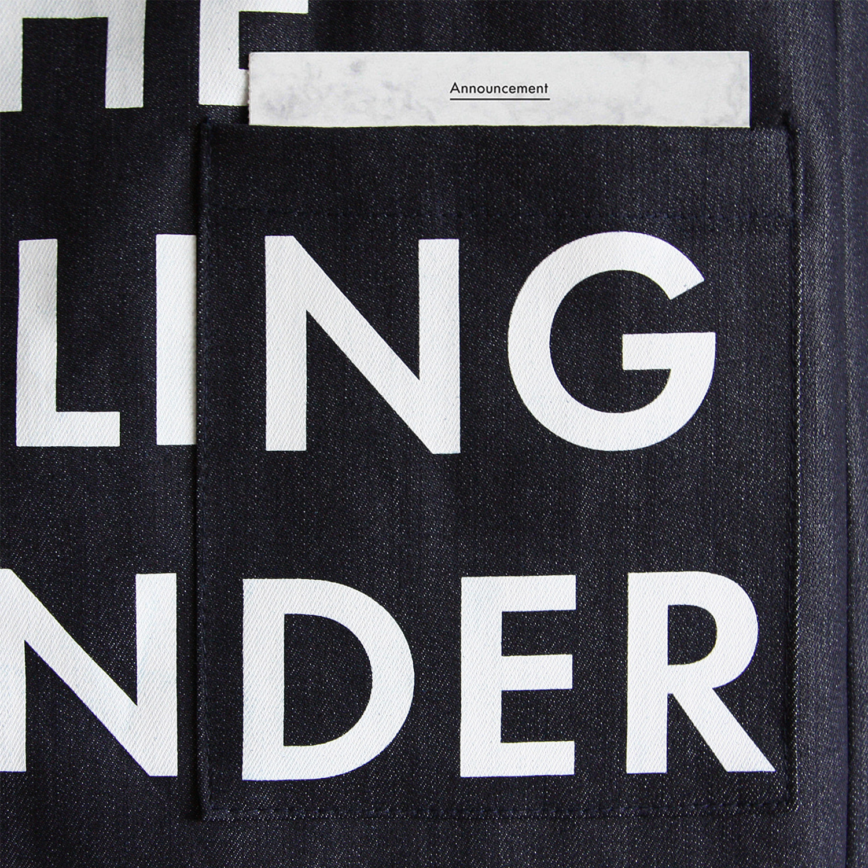 Progress Packaging Commision Tote Bag Fashion Accessories Denim Pocket Bespoke