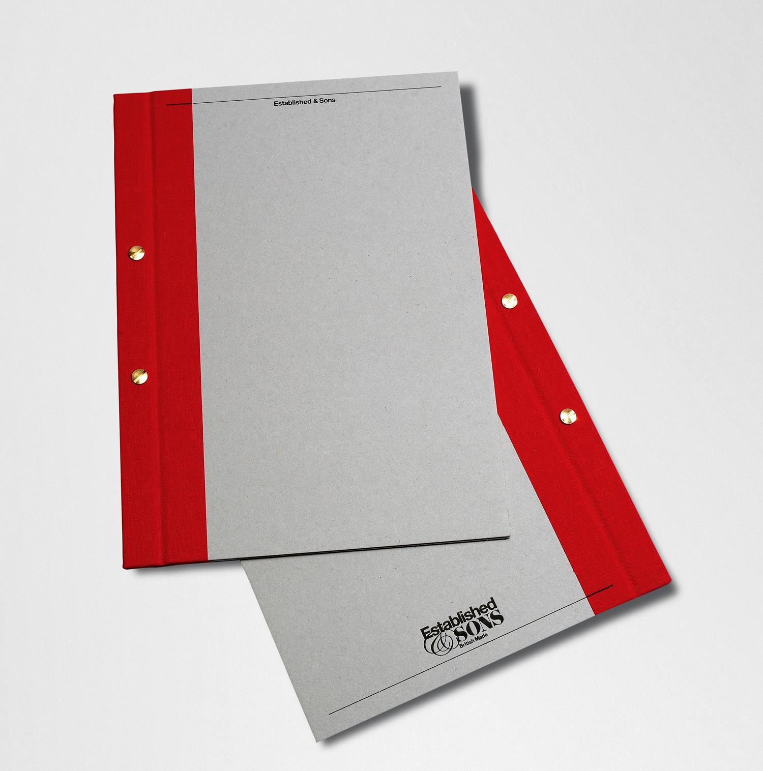 Progress Packaging EstablishedSons Folder SlipCase Retail Board Textiles Closures