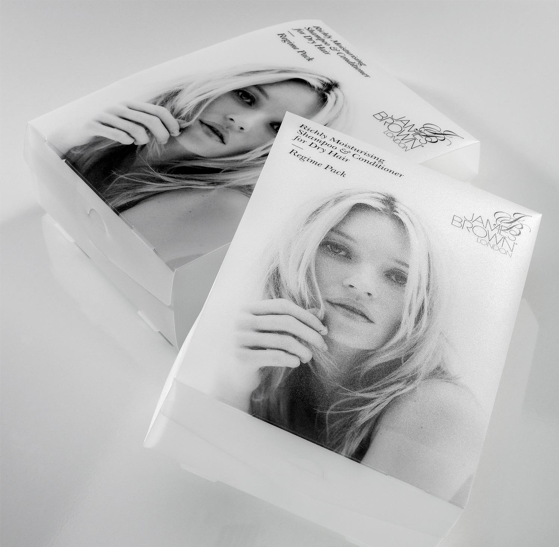 Progress Packaging James Brown Plastic Luxury Printing Cosmetics Hair