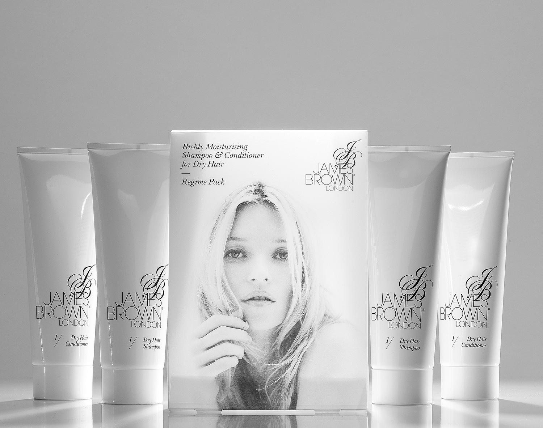 Progress Packaging James Brown Plastic Luxury Printing Hair Care