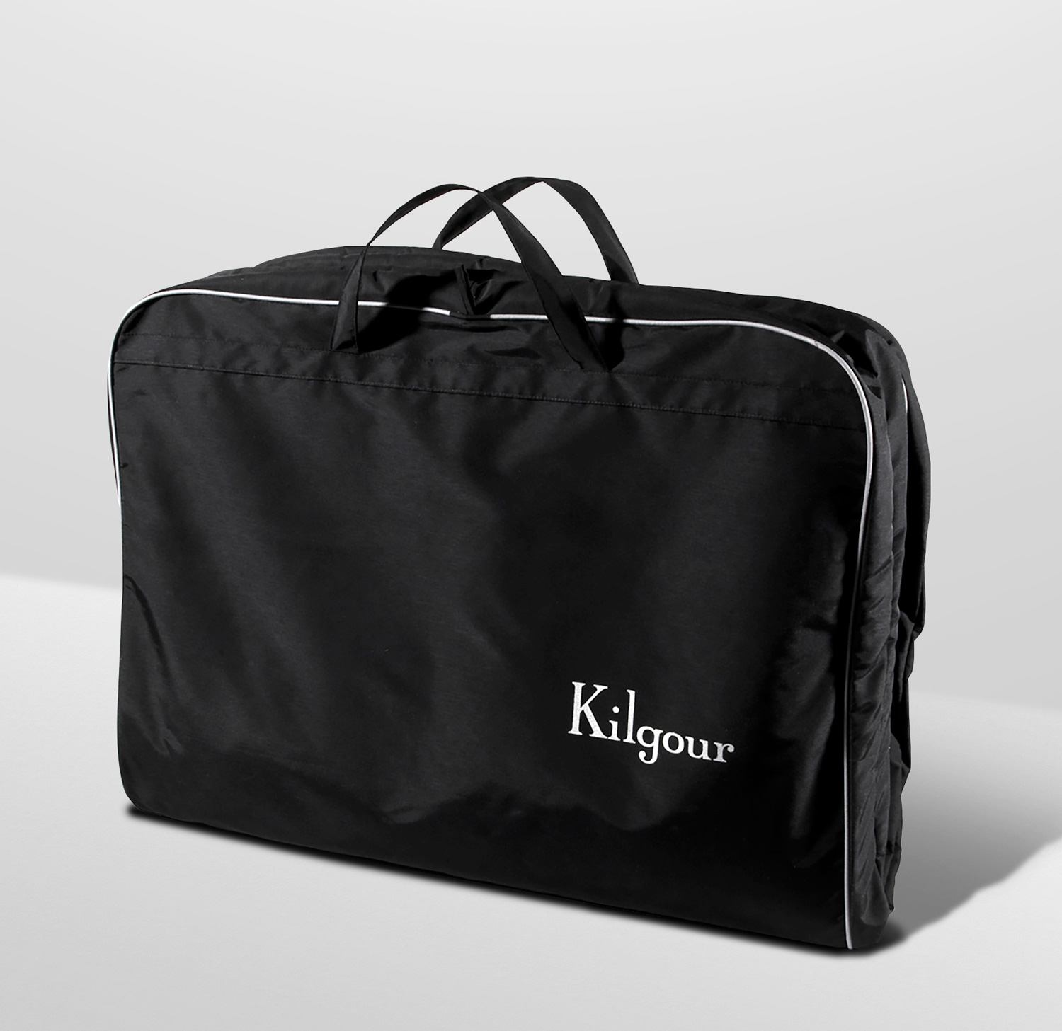 Progress Packaging Kilgour Luxury Menswear Suit Case Cotton Custom Dyed