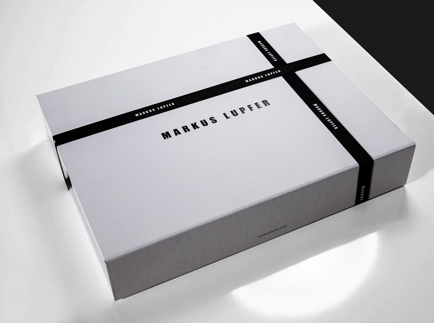 Progress Packaging Markus Lupfer Boxes Ecommerce Luxury Fashion Ribbon