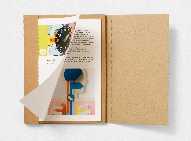 Progress Packaging Nexus Julia Boxes Creative Corrugate Card Tear Strip Engineered Book