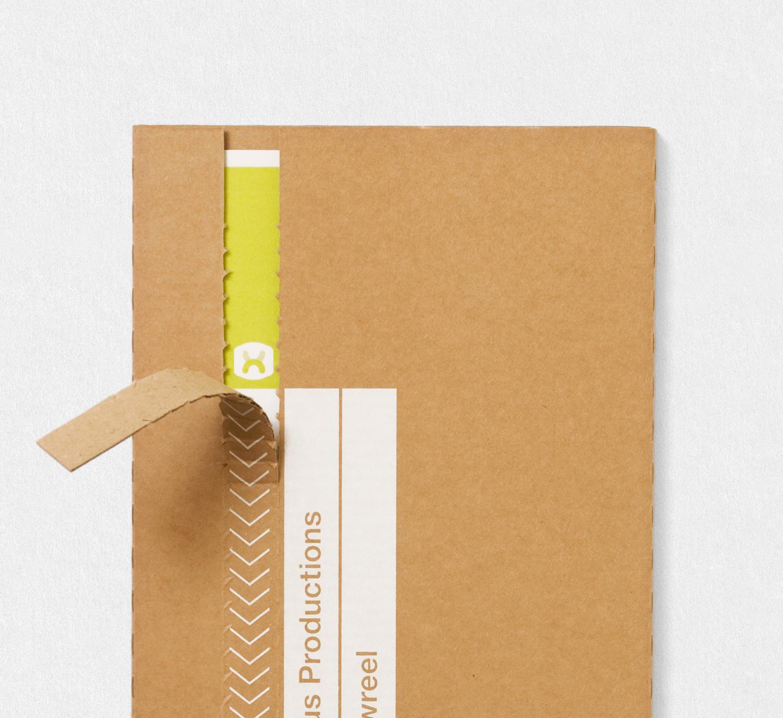 Progress Packaging Nexus Julia Boxes Creative Corrugate Card Tear Strip Engineered
