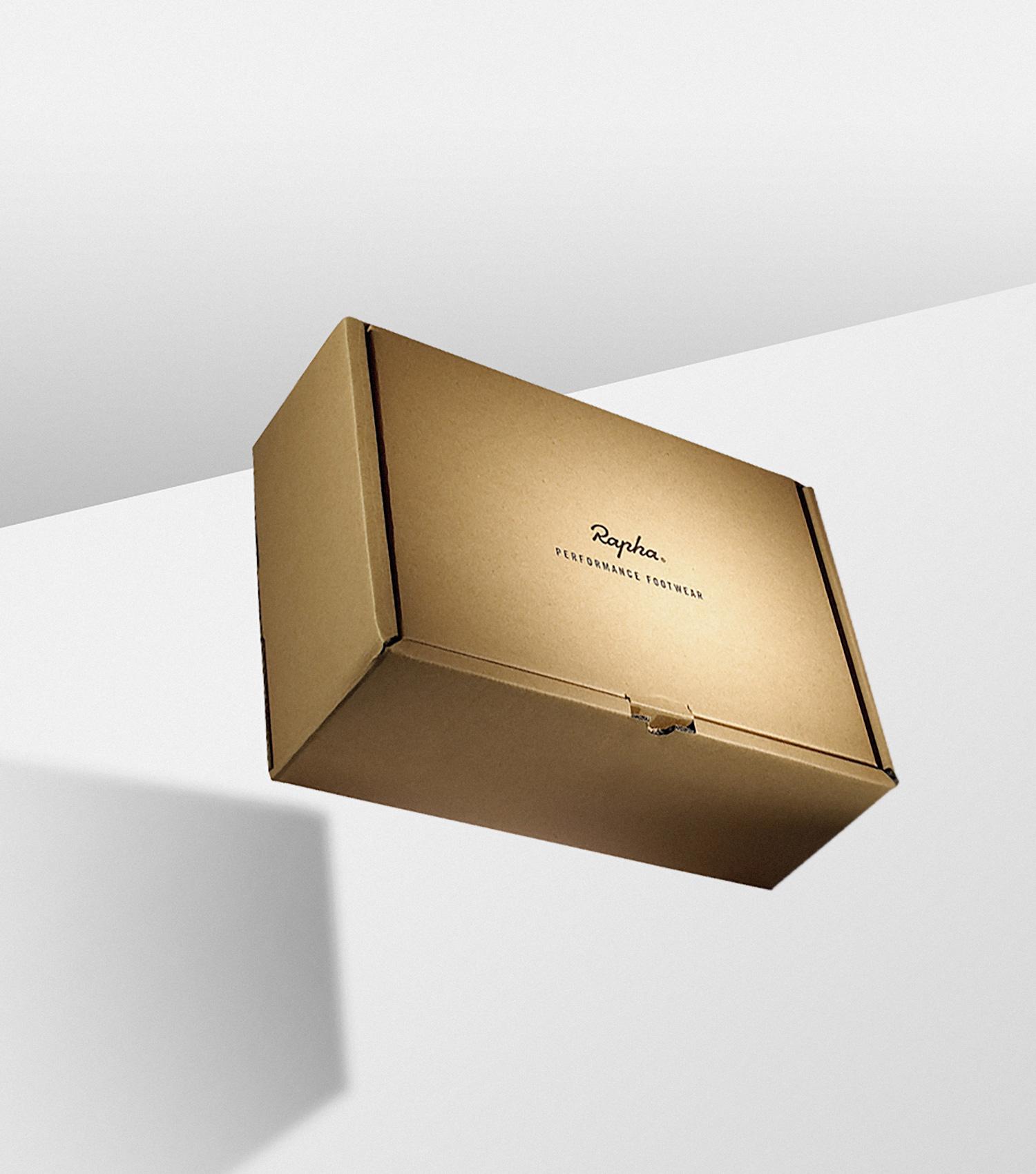 Progress Packaging Rapha Racing Ecommerce Boxes Luxury Folding Corrugate Cycling