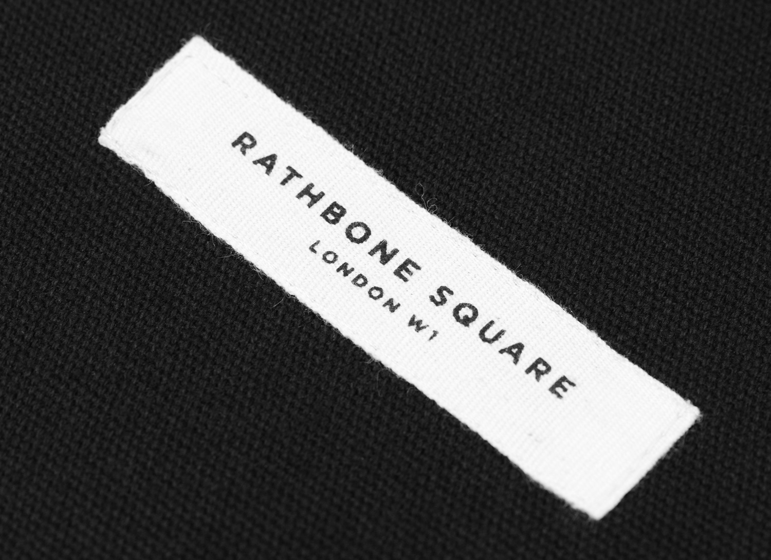 Progress Packaging Rathbone Square Property Leather Pocket Lining Hand Finished