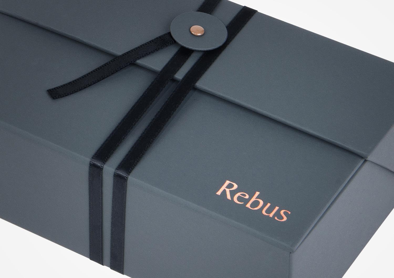 Progress Packaging Rebus Closure Disk Tie