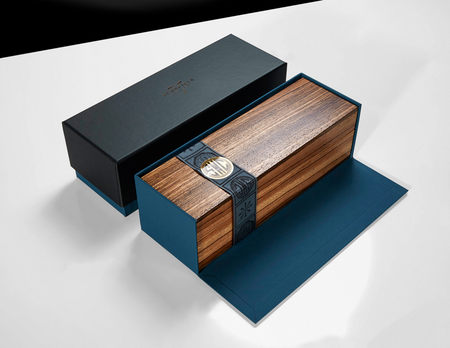 Progress Packaging Schofield Watches Luxury Boxes Wood Fashion Box Making Paper
