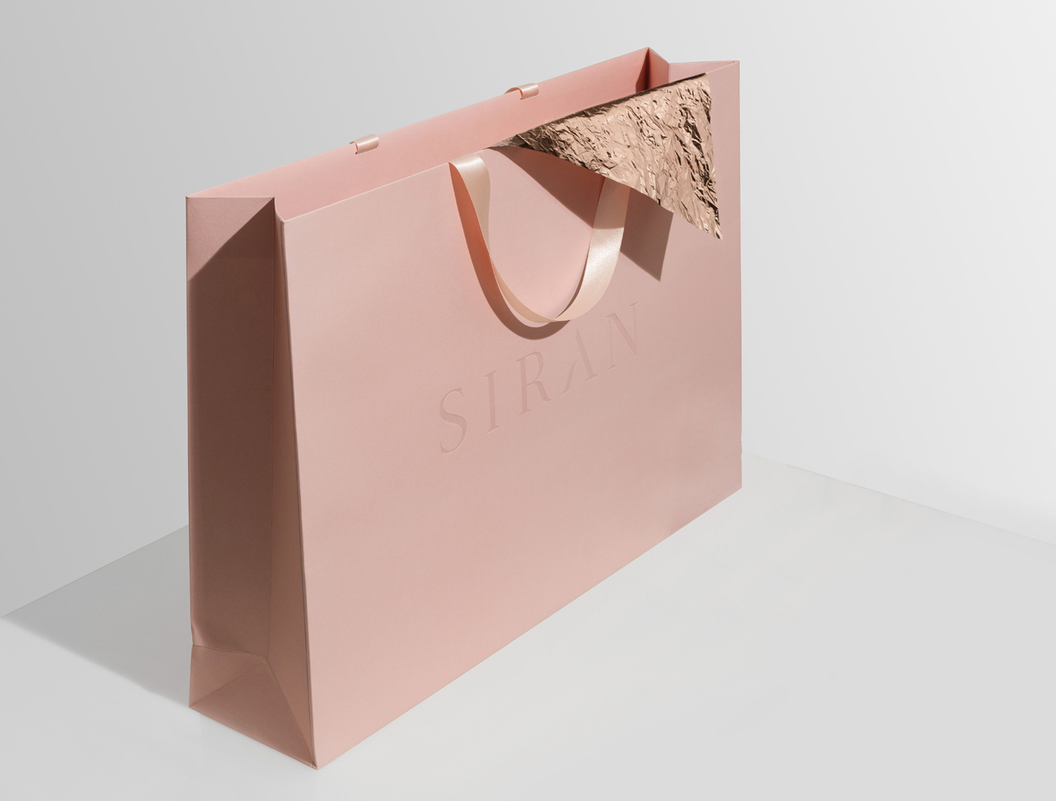 Progress Packaging Siran Boutique Bag Luxury Fashion Colorplan G