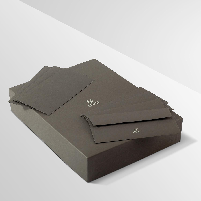 Progress Packaging UVU Envelopes Sports Box Making Papers