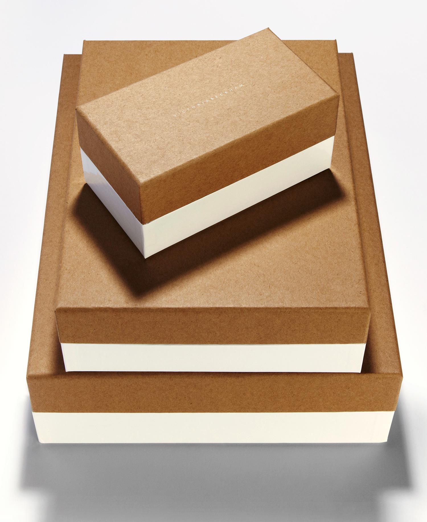 Progress Packaging Victoria Beckham Luxury Fashion Boxes Range Boxes Eccomerce