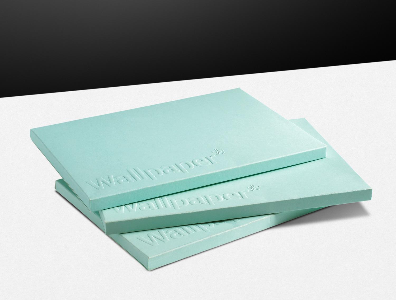 Progress Packaging Wallpaper Magazine Envelopes Creative Box Making Embossed