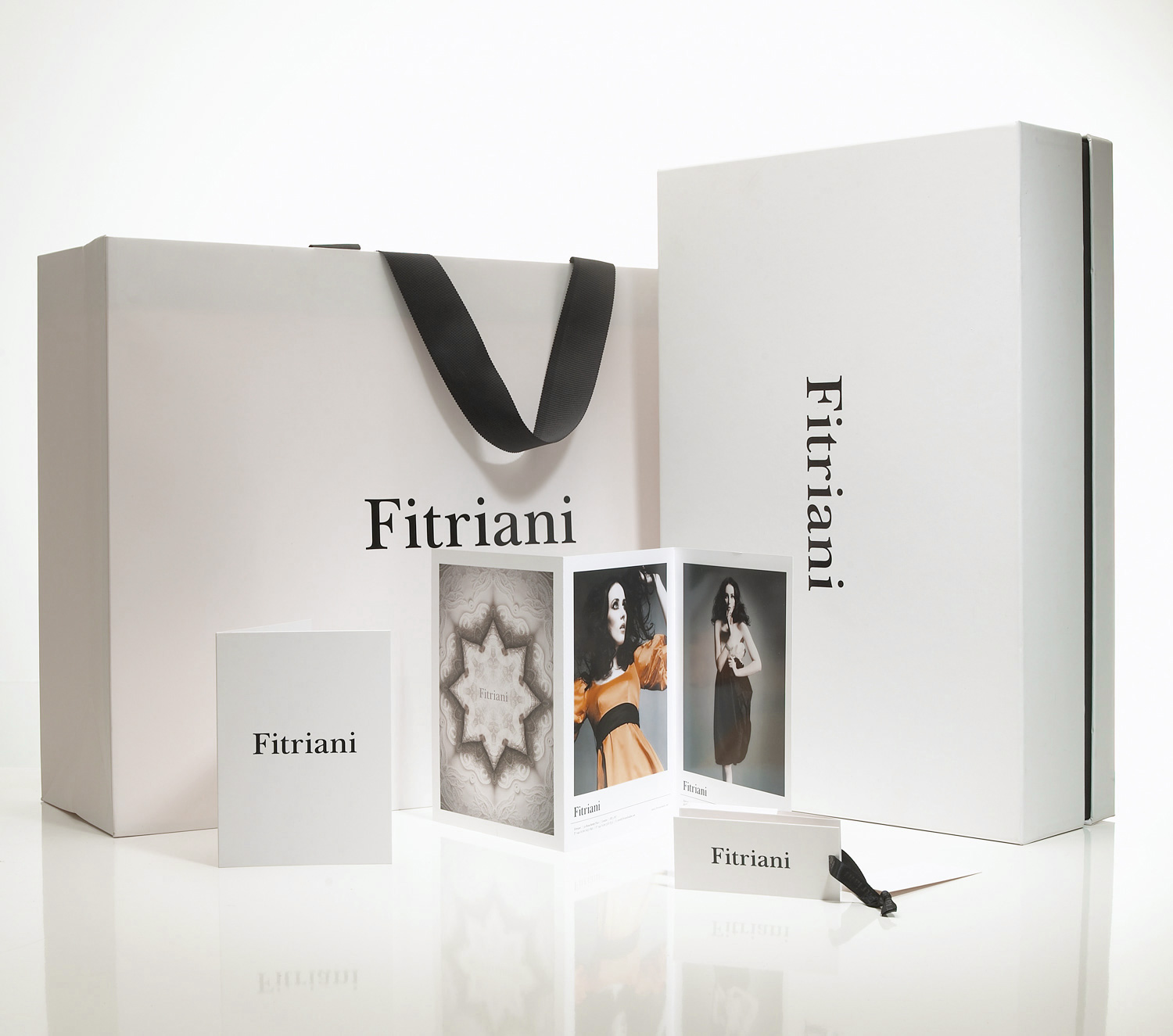 Fitriani Progress Retail Packaging Set