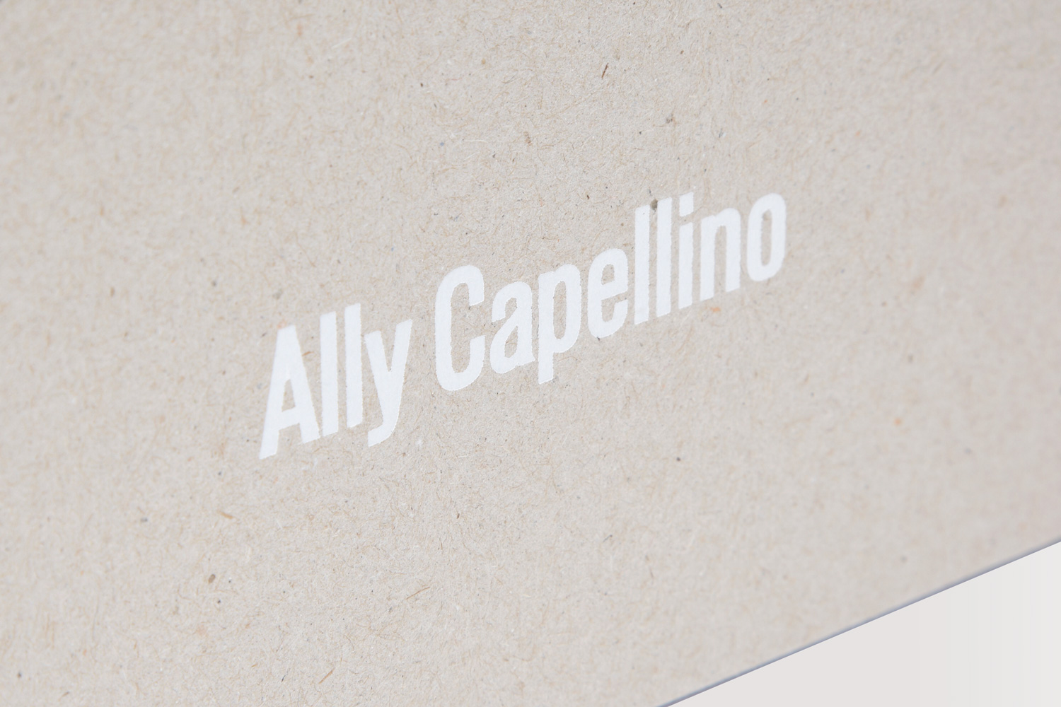 Progress Packaging Ally Capellino Foiling