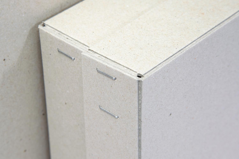 Progress Packaging Ally Capellino Grey Board Box