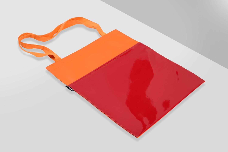 Progress Packaging Art Basel PVC Tote Bag