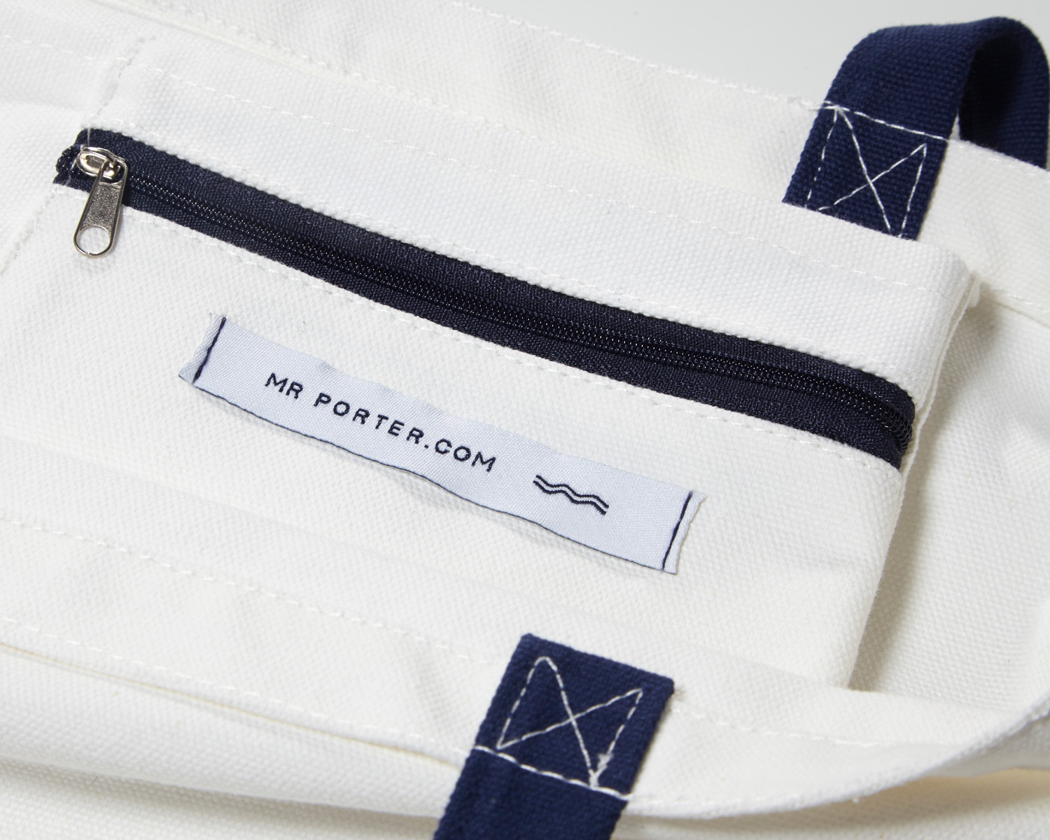 Progress Packaging Mr Porter Retail Tote bag