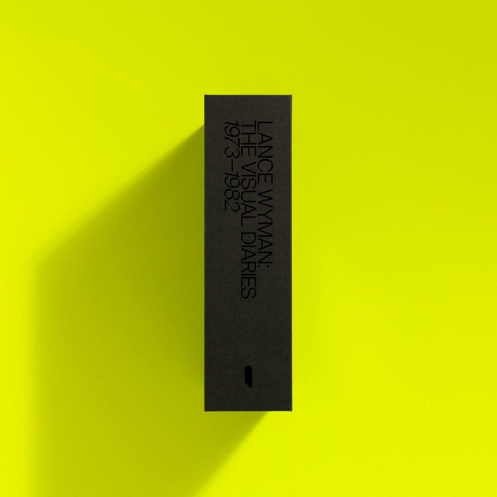 Progress Packaging Lance Wyman Unit Editions Bespoke Slipcase