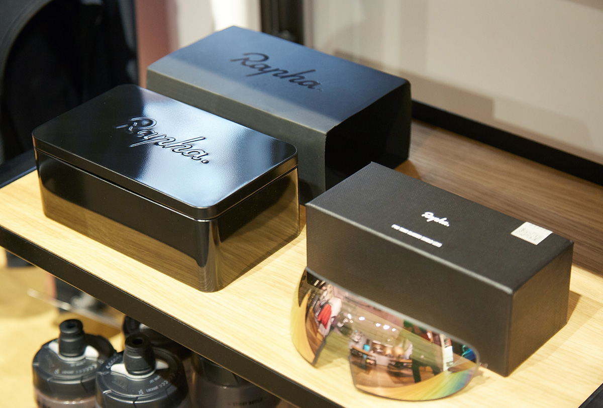 Progress Packaging Rapha Eyewear Luxury Creative Tin Embossed