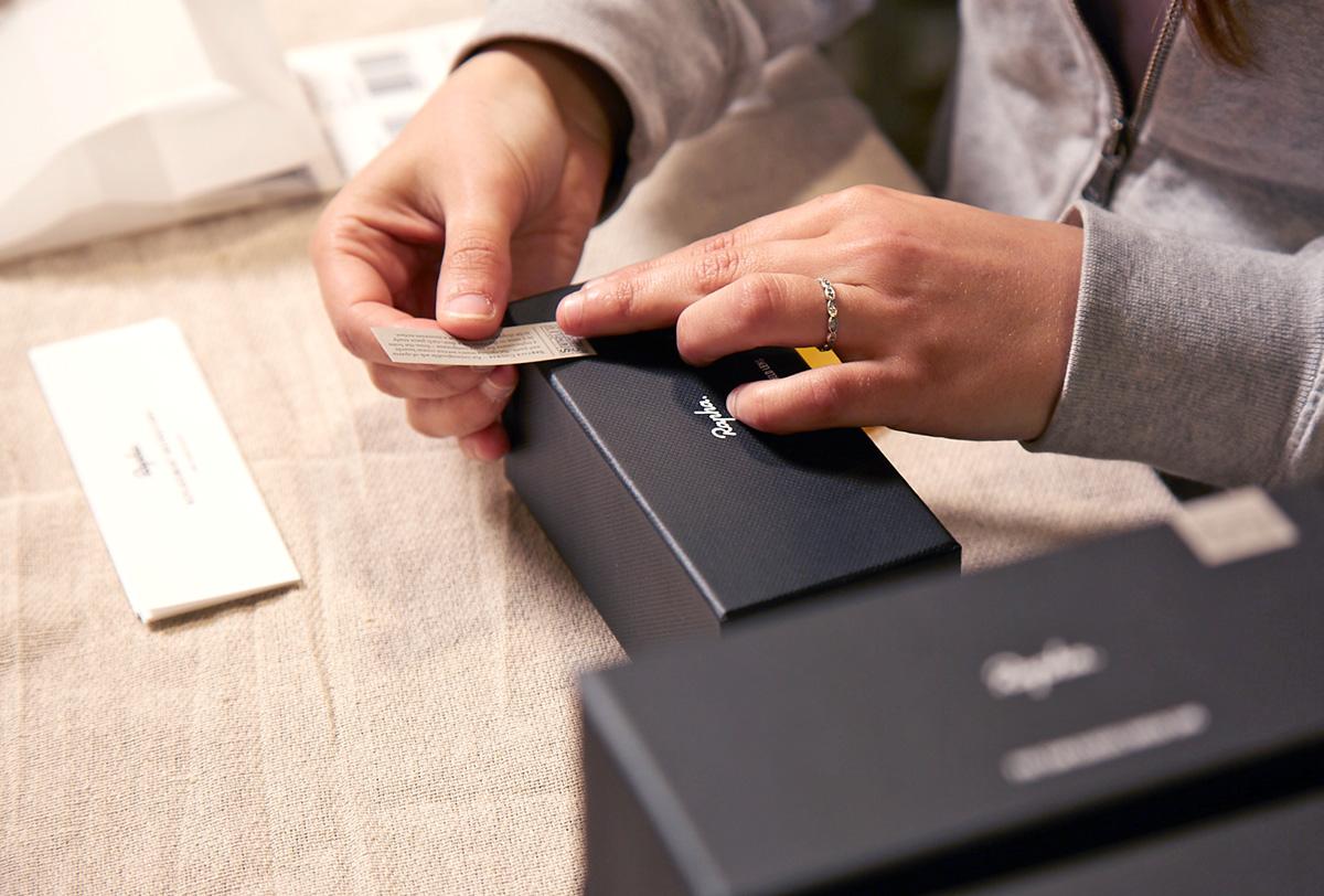Progress Packaging Rapha Luxury Creative Box Fulfilment