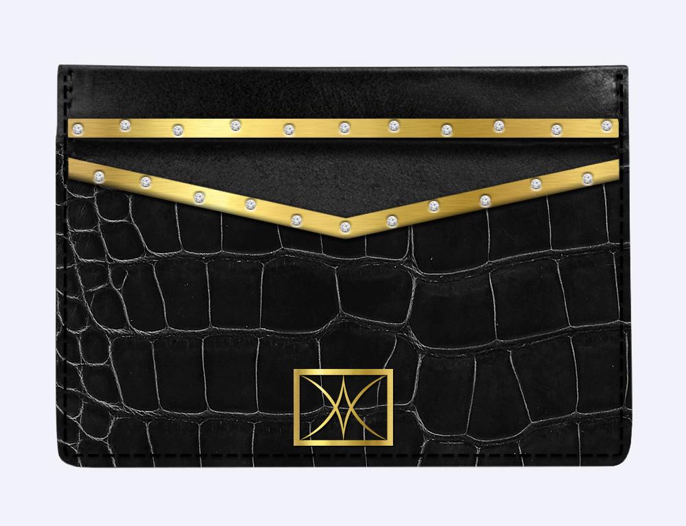 Progress Packaging Austin Eszcori Luxury Card Holder