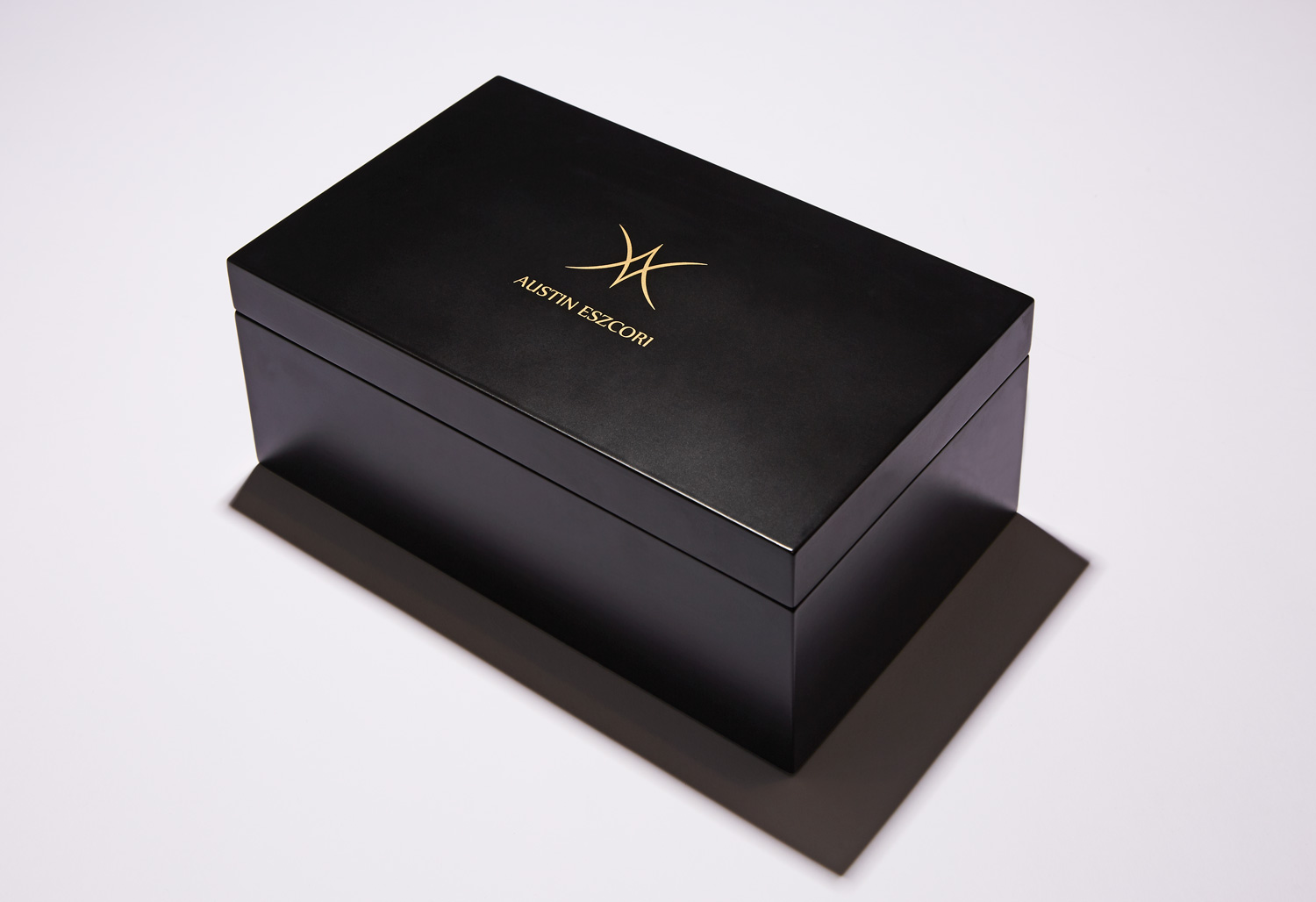 Progress Packaging Austin Eszcori Luxury Wood Box