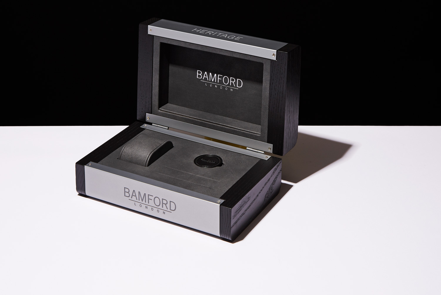 Progress Packaging Bamford Heritage Watch Luxury Wood
