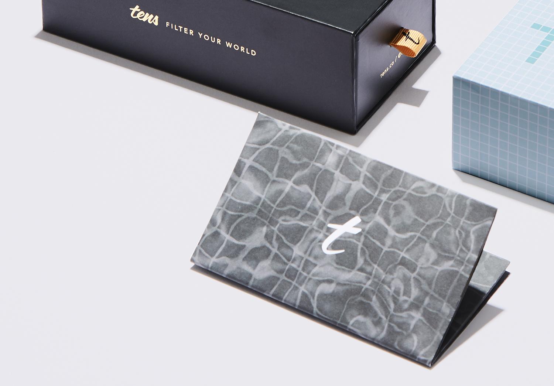 Progress Packaging Tens Eyewear Drawer Box