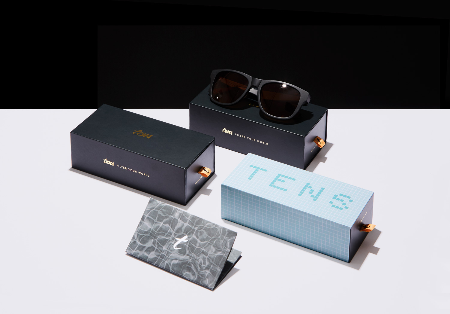 Progress Packaging Tens Sunglasses Box