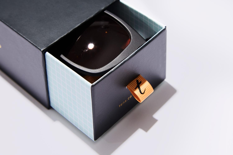 Progress Packaging Tens Sunglasses Box Draw Ribbon