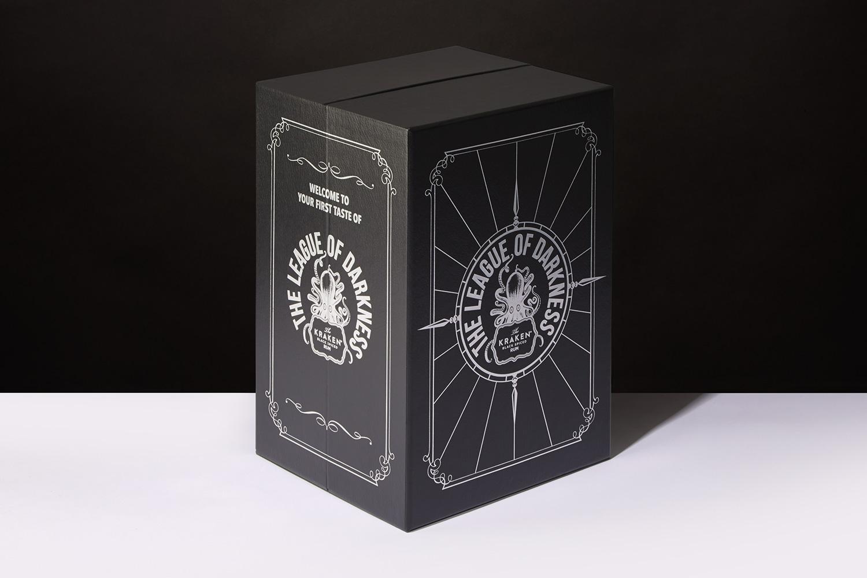 Progress Packaging Creative Luxury Drinks Paper Over Board Box