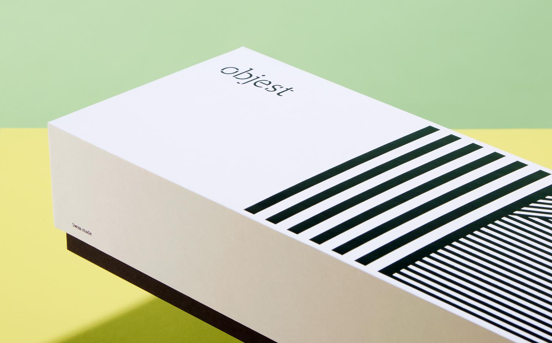 Progress Packaging Luxury Creative Bespoke Objest Watch Foil Block Box Lid And Base