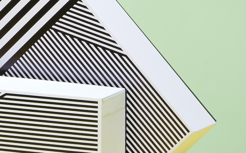 Progress Packaging Luxury Creative Bespoke Objest Watch Foil Block Box Lid