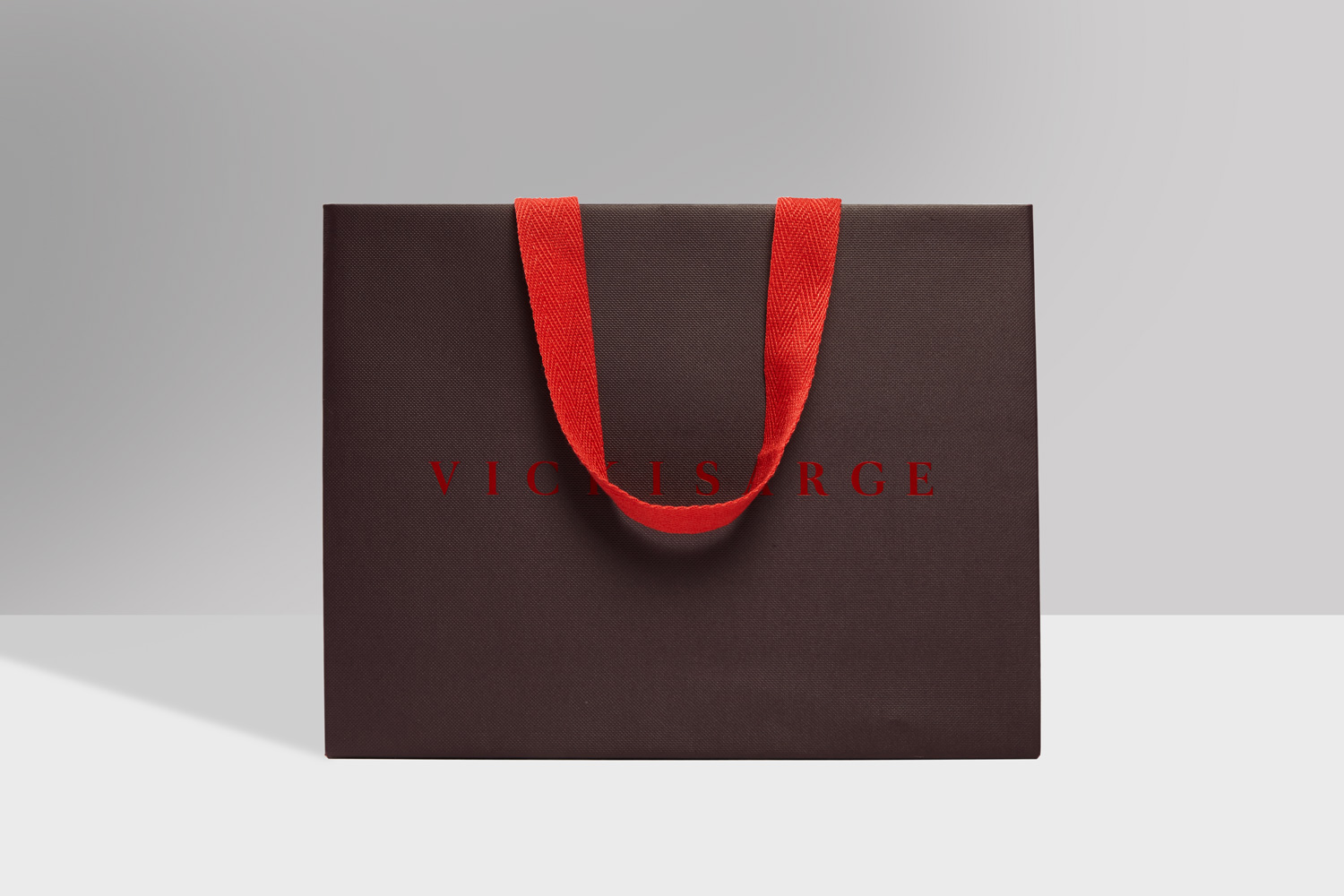 Progress Packaging Vickisarge Luxury Retail Carrier Bag