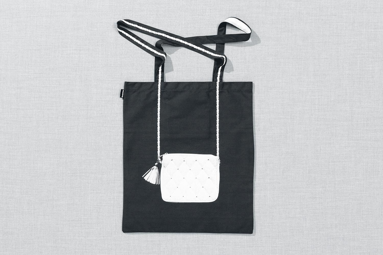Progress Packaging Re Bag Tote Creative Luxury Bespoke Multistorey Screen Printed Canvas