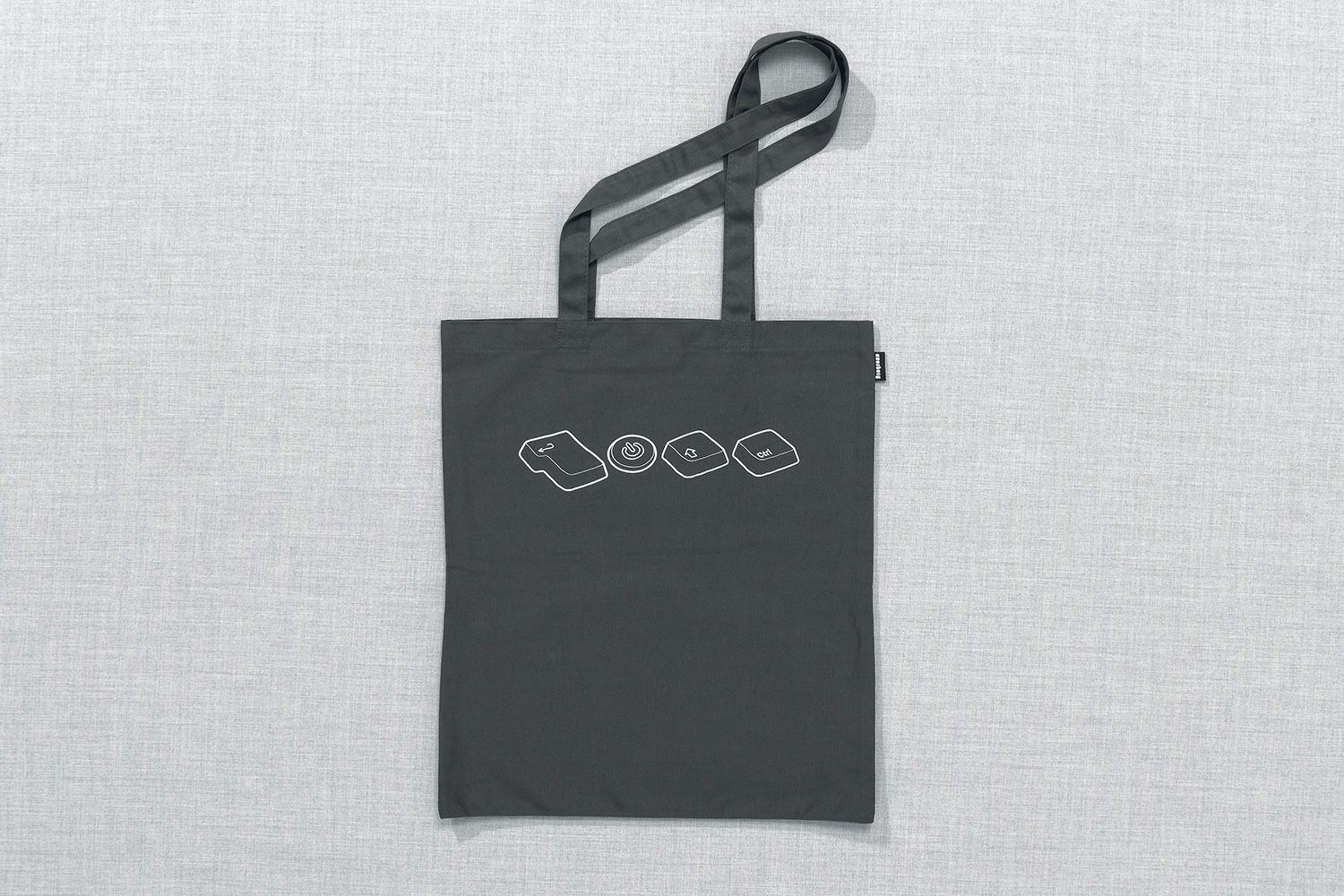 Progress Packaging Re Bag Tote Creative Luxury Bespoke TDR The Designers Republic Screen Printed Canvas