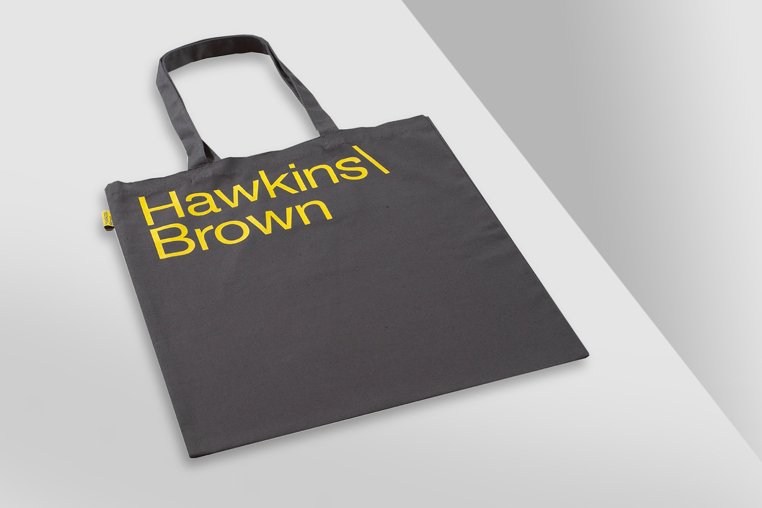 Progress Packaging SEA Hawkins Brown Canvas Tote Creative Bespoke
