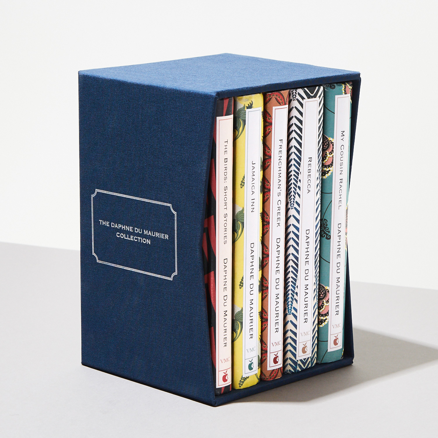 Progress Packaging Bespoke Slipcase Book Book Cloth Collector Edition Box Set Chevron Cut Creative Partnership Luxury Box