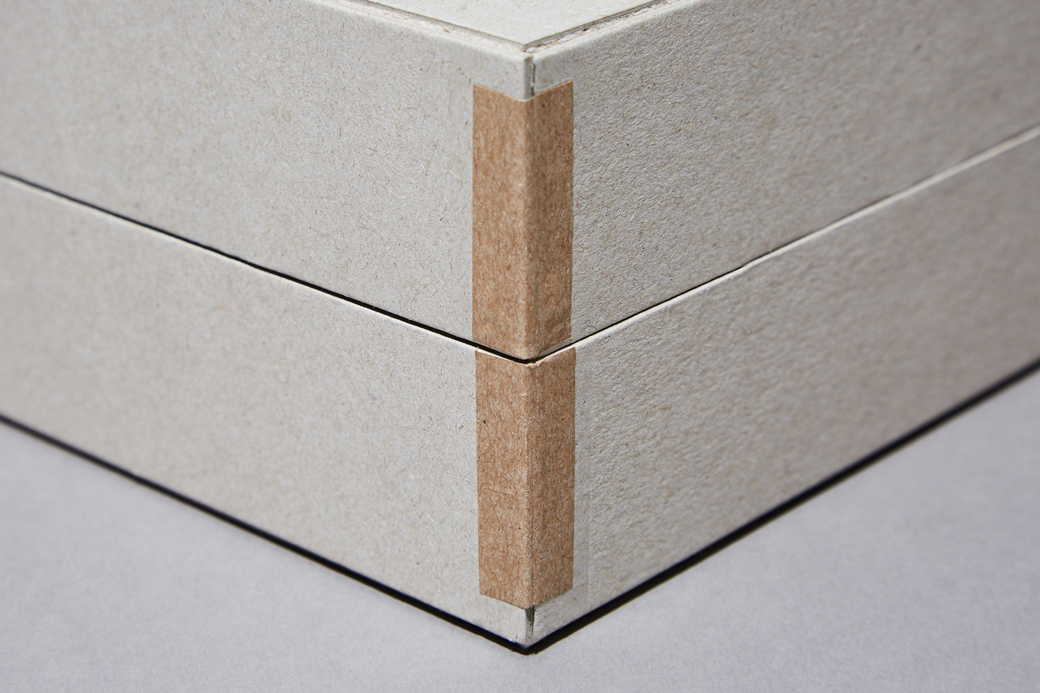 Progress Packaging Greyboard Paper Over Board Bespoke Luxury Custom Box Boxes Manufacture Scored Folded Custom