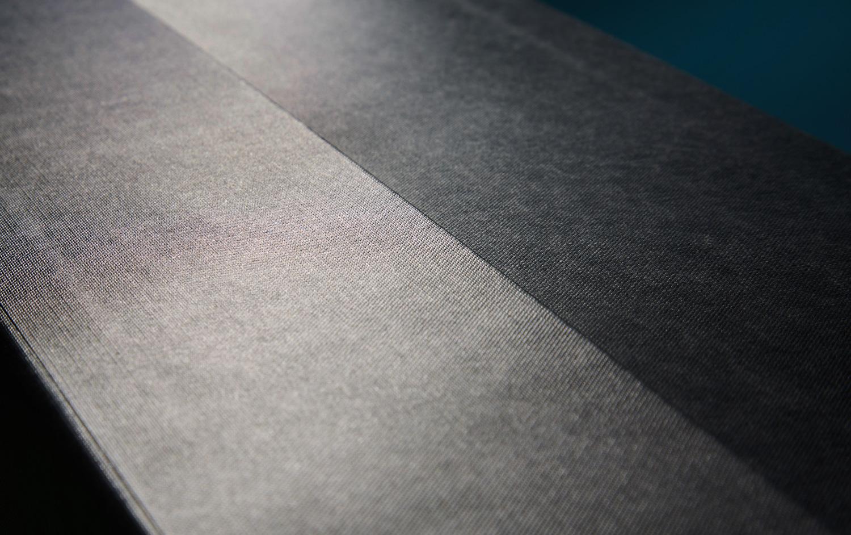 Progress Packaging Zaha Hadid Small Run Luxury Hand Made Foil Blocked Rigid Boxes