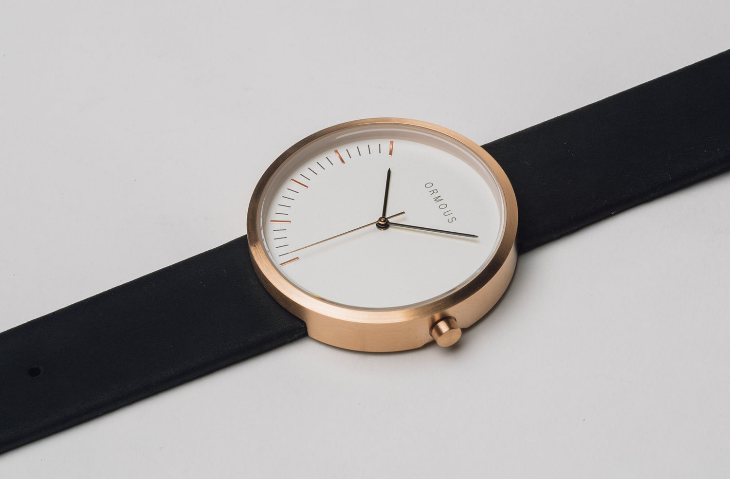 Progress Packaging Ormous Watch Limited Edition Minimal