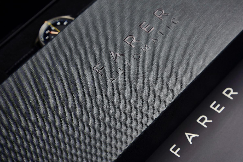 Progress Packaging Watch Wooden Box Foam Insert Laser Etch Collectors Bespoke Embossed Foil Block Edition