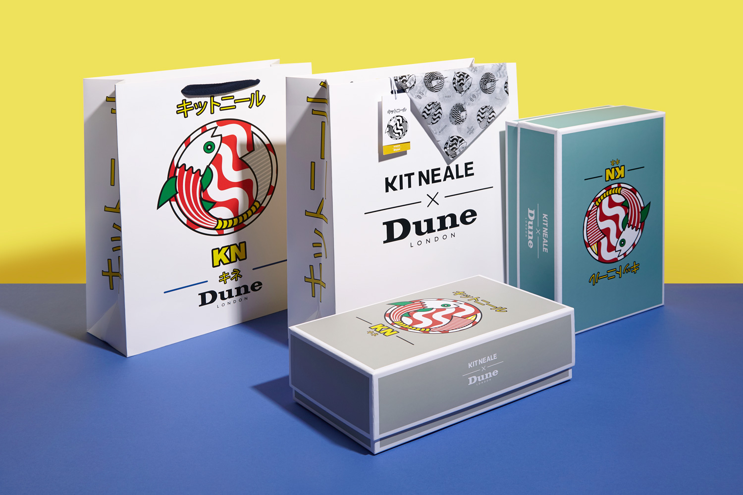 Progress Packaging Dune Kit Neale Retail Range