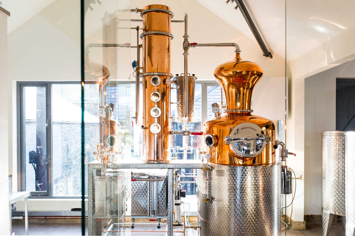 Progress Packaging Salcombe Gin Distillery