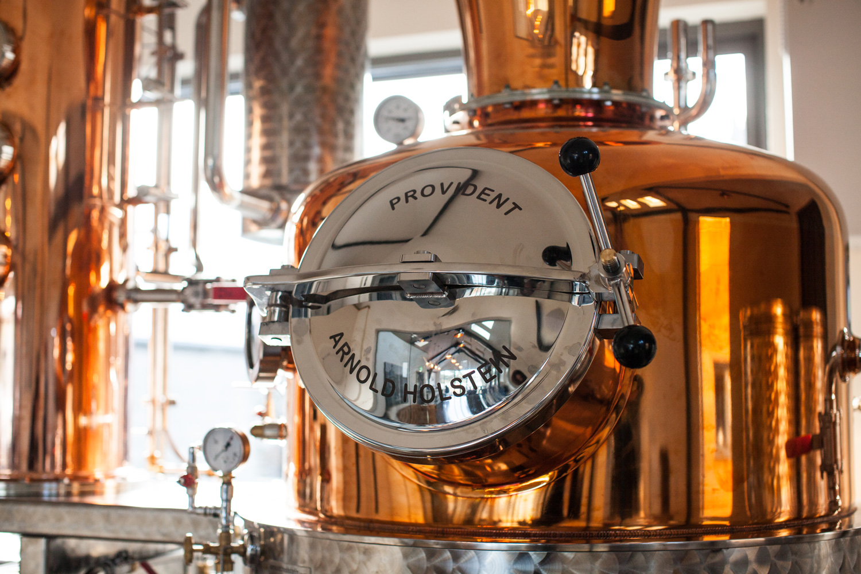 Progress Packaging Salcombe Gin Distillery