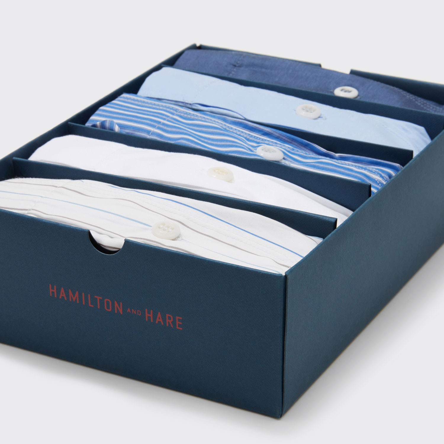 Progress Packaging Underwear Undergarment Loungewear Retail Luxury Hamilton And Hare Bespoke Custom Made Multipack Inserts Manufacture
