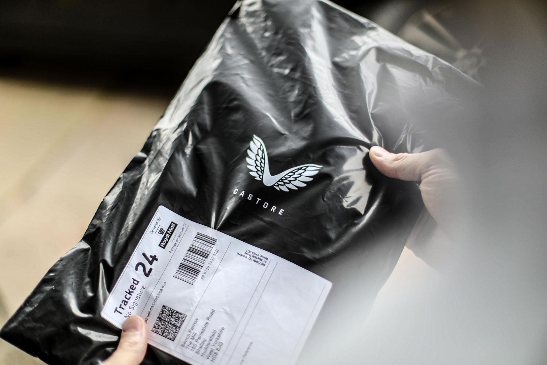 Progress Packaging Branded Polthene Bags Bespoke Coextruded Sportswear Ecommerce Mailing Marketing