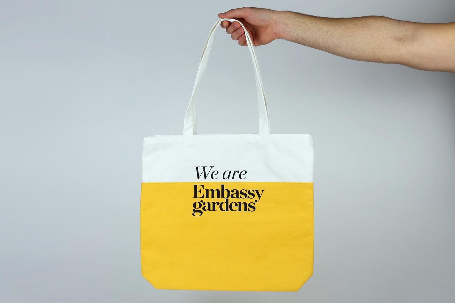 Progress Packaging Tote Bag Canvas Shoulder Fabric Eco Friendly Reusable Bespoke Custom Made Marketing Promotional