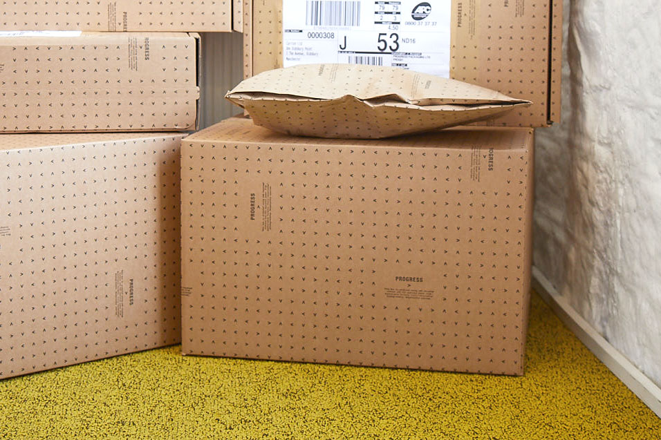 Progress Packaging Sustainable Eco Recycled Biodegradable Green Luxury Bespoke Retail Range 2
